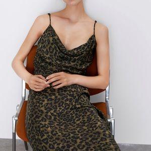 Zara Slip Dress - Never worm, New with tags
